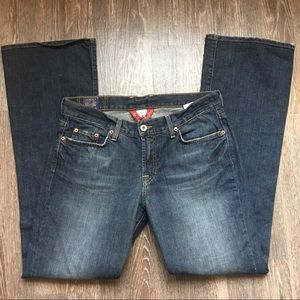 Lucky Brand Sweet N Low Flare Jeans
